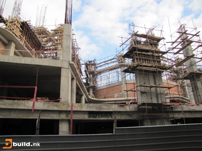 Позитивни оценки за развојот на градежништвото на крајот од 2016 година
