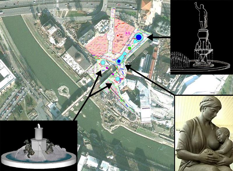 """План за уредување на плоштадот """"Карпошово востание"""""""