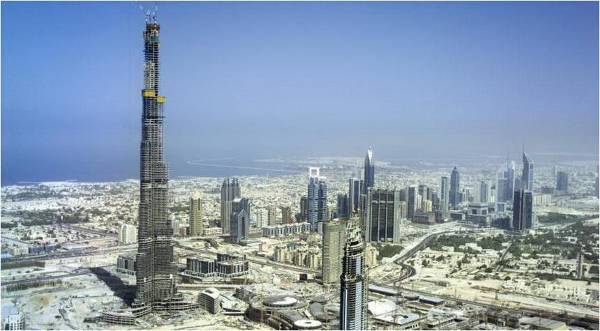 Бурџ Калифа - Обединети Арапски Емирати