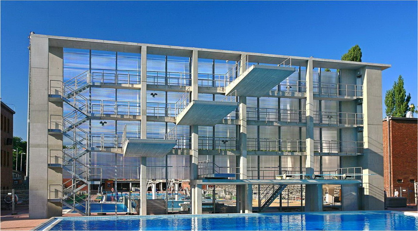 """Hajos Alfred"" базен - Унгарија"