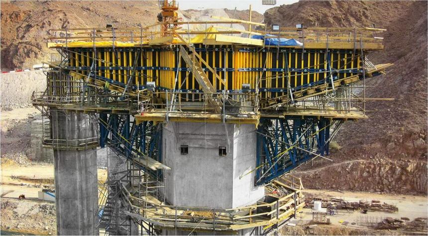 "Вијадукт ""Wadi Adai"" - Оман"