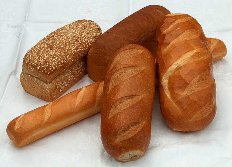 Гипсот - состојка во лебот