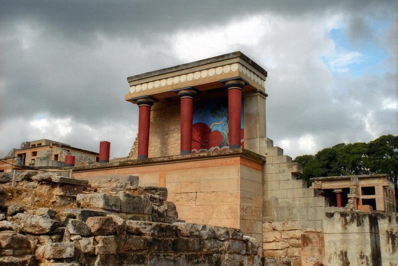 Палатата во Кносос